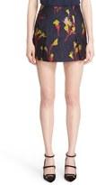 Jason Wu Floral Jacquard Miniskirt