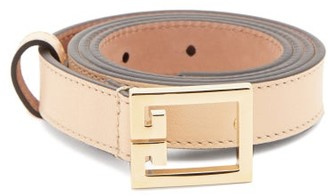 Givenchy Gv3 Leather Belt - Brown
