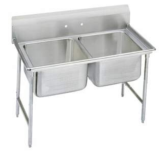 """Advance Tabco 930 Series 44"""" x 27"""" Free Standing Service Sink Advance Tabco"""