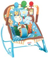 Fisher-Price Jungle Infant to Toddler Rocker - Neutral