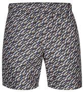 Topman PREMIUM Geometric Print Shorts