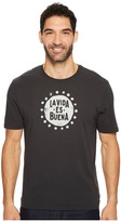 Life is Good La Vida Es Buena Smooth Tee Men's Short Sleeve Pullover