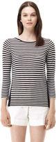 Club Monaco Carla Striped Cashmere Sweater