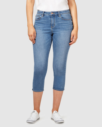Jeanswest Kia Curve Embracer Skinny Capri