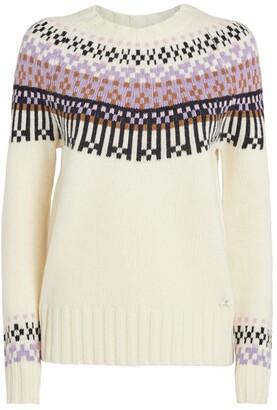 Barbour Fair Isle Wareham Sweater