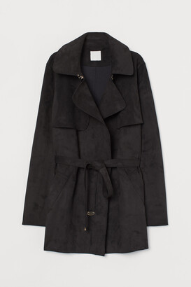 H&M Short trenchcoat