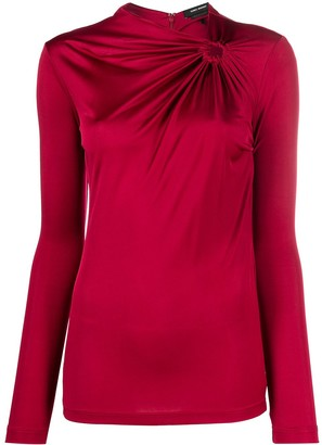 Isabel Marant Wrapped Front Top