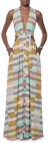 Mara Hoffman Wrap Top Maxi Dress