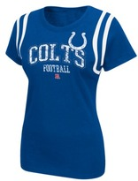 LDS indianapolis Colts Crew Neck with Stripes