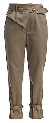 Trave Women's Kennedy Cinch Army Cargo Pants