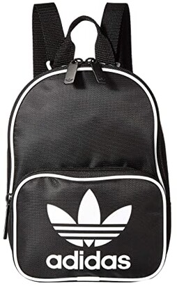 adidas Originals Santiago Mini Backpack (Black) Backpack Bags