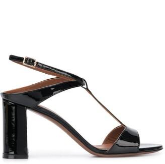 L'Autre Chose 85mm Block Heel Sandals