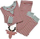 Baby Burt's Bees Baby Organic Striped Family Pajamas Set