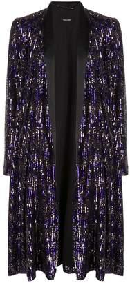 Rachel Comey embellished open front coat