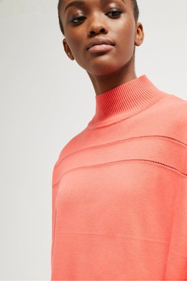 French Connection Rosina Mozart High Neck Jumper
