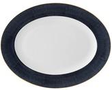 Monique Lhuillier Waterford Stardust Night Oval Platter