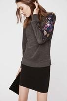 Rebecca Minkoff Sequin Sweatshirt