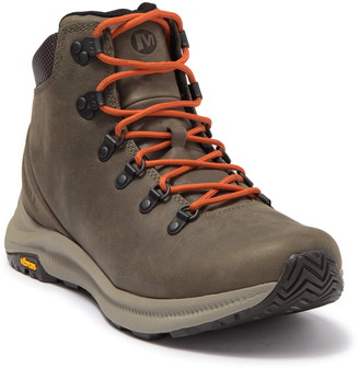 Merrell Ontario Leather Mid Boot
