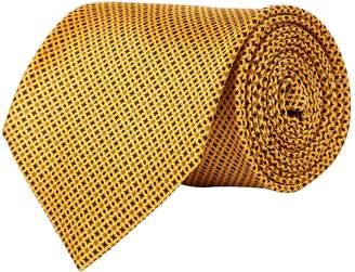 Stefano Ricci Silk Micro-Mosaic Print Tie