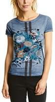 Cecil Women's FP Flower Gmd T-Shirt