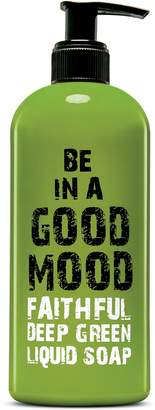 Be In A Good Mood BE IN A GOOD MOOD Faithful Deep Green Liquid Soap