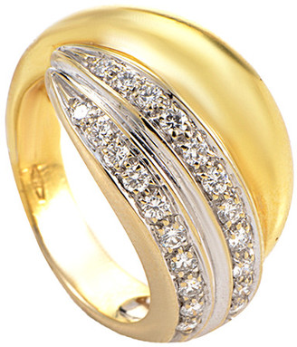 Pomellato 18K Two-Tone 0.42 Ct. Tw. Diamond Ring