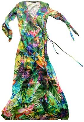Julien Macdonald Julien Mac Donald Multicolour Silk Dress for Women
