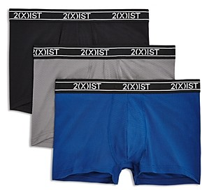 2xist Honeycomb Boxer Briefs - Pack of 3