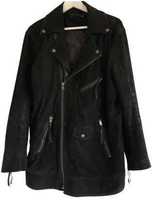 BLK DNM Black Leather Jackets