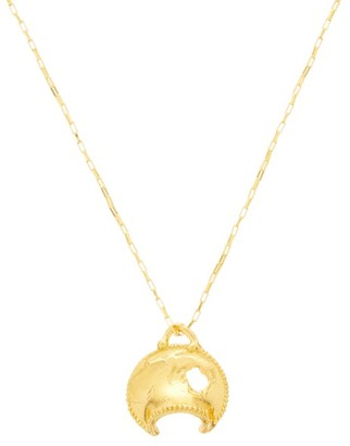 Alighieri La Forza 24kt Gold-plated Necklace - Gold