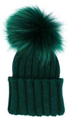 Siola Pompom Detailed Hat