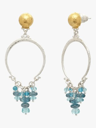 Gurhan Tassel-Ring Vertigo Flurries Earrings