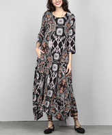 Handkerchief Maxi Dress - ShopStyle