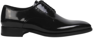 Givenchy Black Derby Shoes
