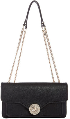 GUESS VG774421BLA Belle Isle Flap Over Crossbody Bag