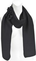 Sonia Rykiel Flower wool scarf