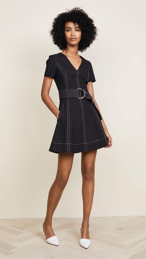 Diane von Furstenberg Fit and Flare Dress