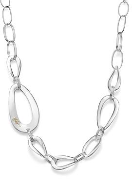 Ippolita Sterling Silver Cherish Large Link Collar Necklace, 22