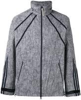 adidas Chambreaker track jacket - men - Cotton/Linen/Flax/Polyester/Polyurethane - M