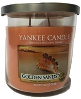 Yankee Candle Golden Sands 12.5 oz. 2 Wick Tumbler Candle