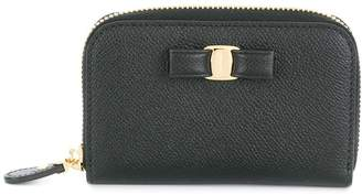 Salvatore Ferragamo zip-around Vara wallet