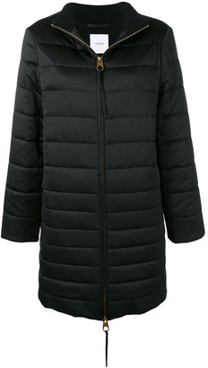 Agnona Zipped Padded Coat