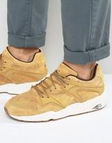 Puma Blaze Winterized Sneakers In Tan 36165301