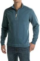 True Grit Zip Neck Jersey Shirt - Long Sleeve (For Men)