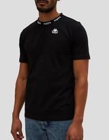 Kappa Authentic Reim T-Shirt in Black