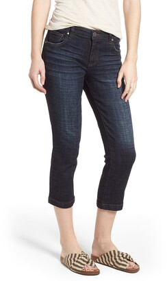 KUT from the Kloth Lauren Crop Jeans