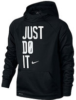 Nike Boys' Therma Just Do It Hoodie, Boys