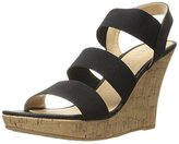 Chinese Laundry Women's Imperial Gore Wedge Sandal