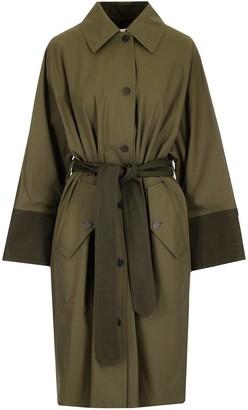 Loewe Waist-Tie Trench Coat