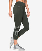 Under Armour Fly-By 2.0 Compression Graphic Capri Leggings
